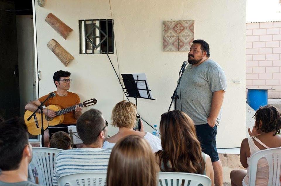 Actuació en Castellar