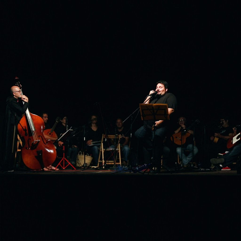 Actuació en La Punta