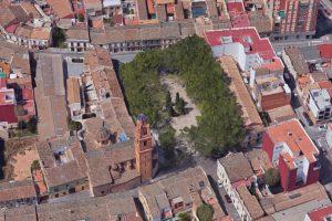 A bacs (Modo Desanchufado) @ Plaça de Campanar | València | Comunidad Valenciana | España